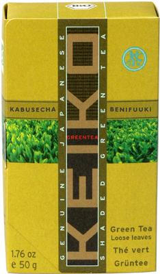 Kabusee Benifuuki - zázračný japonský čaj
