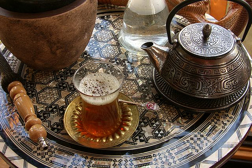 Image result for le touareg tea photo