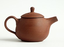 Teapot Red JD