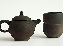 Tea Set Blackearth JD