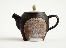 Teapot Black & White 2 AB