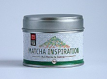 Matcha Inspiration Bio - tin
