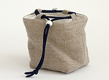 Pouch Tea Ware Cover Natural