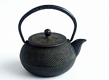 Japanese iron kettle - Nambu Tetsubin 2