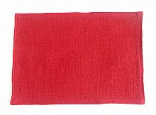 Tea Tablecloth - Red