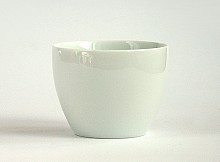 Tea cup Hakusan White